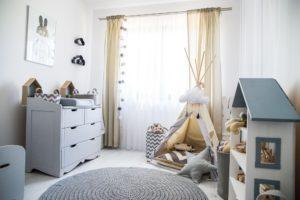 Jasny pokój pokój dziecięcy Kids
