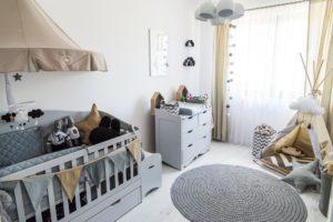 dekoracje wnętrza pokoju dziecięcego