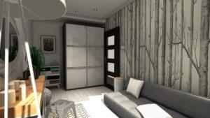Pokój zaaranżowany przez Morgan Interior Design